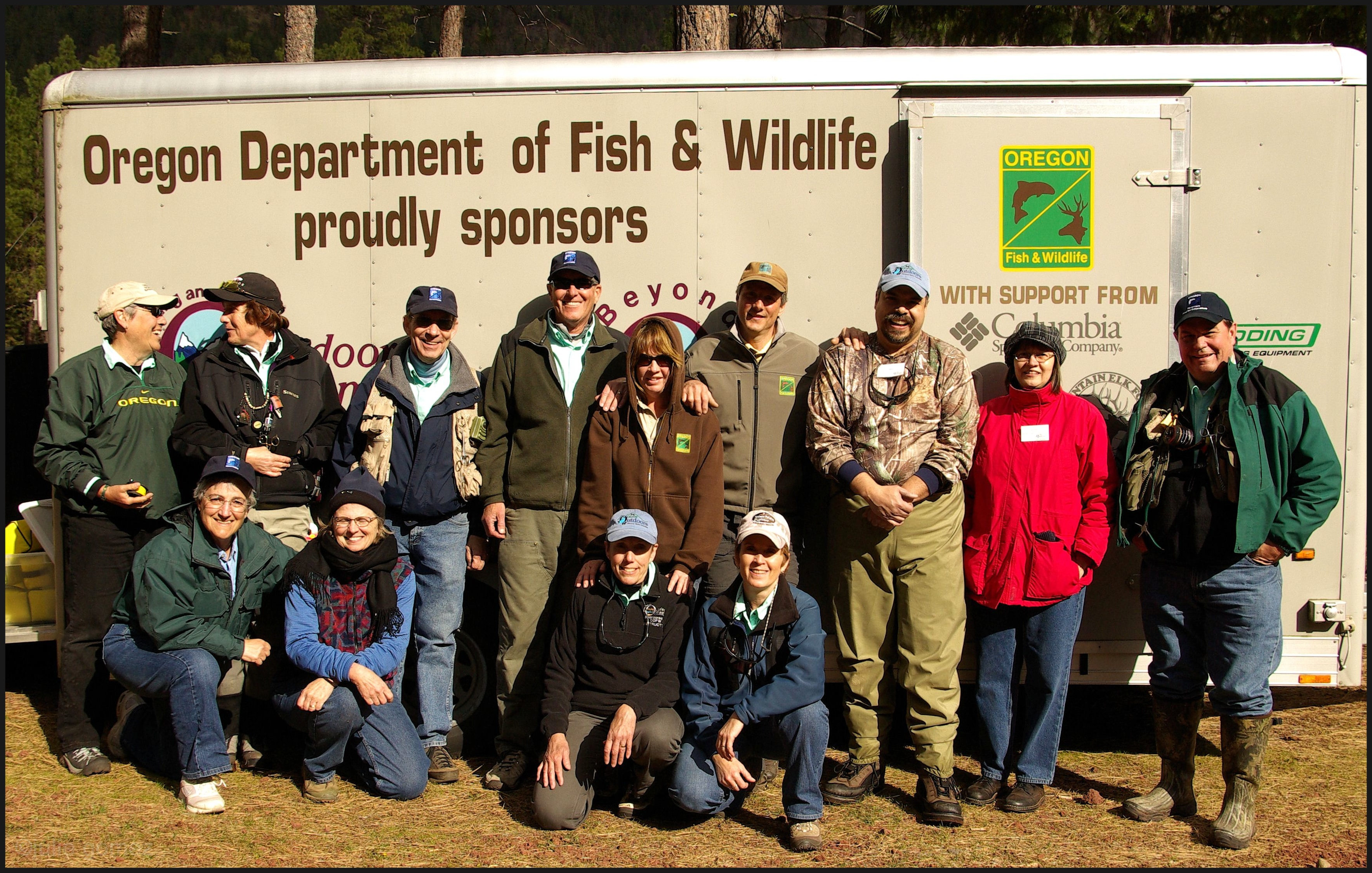 Lessons In Fly Fishing: Wizard Falls Fish Hatchery – Nature