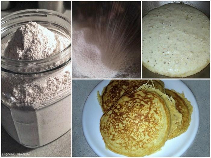 Cedar Creek Grist Mill Buttermilk Pancakes