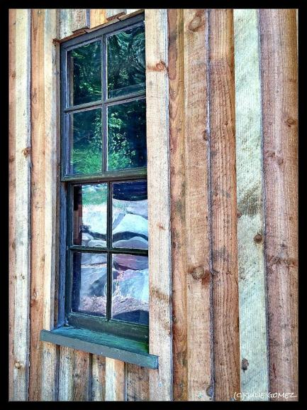 Grist Mill Reflections