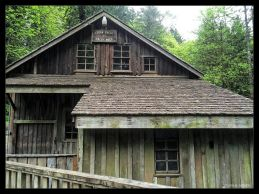 Cedar Creek Grist Mill of 1876