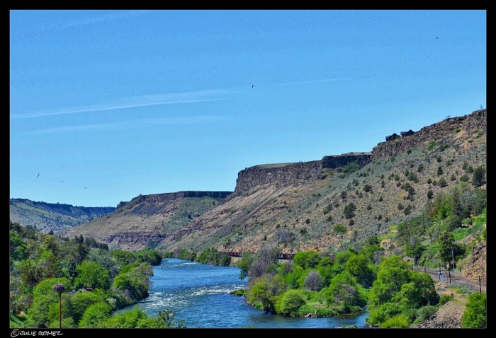 Deschutes River Canyon—Maupin, Oregon